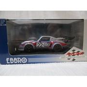 Ebbro Porsche 911 RSR Turbo Le Mans 1974 (#22) - 1:43