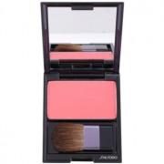 Shiseido Base Luminizing Satin освежаващ руж цвят RD 401 Orchid 6,5 гр.