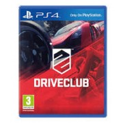 DriveClub PS4 SonyPlaystation 4