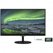 "Philips 237e7qdsb/00 E Line Monitor Lcd 23"" Full Hd 1 Hdmi Classe A Colore Nero"