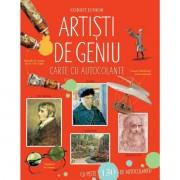 ARTISTI DE GENIU. ENCICLOPEDIE CU AUTOCOLANTE - CORINT (JUN996)