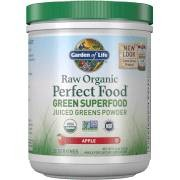 Garden of Life Superaliments Raw Organic Perfect Food Green - Pomme - 231g