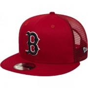 9FIFTY MLB ESSENTIAL A FRAME BOSTON RED SOX TRUCKER CAP barbati