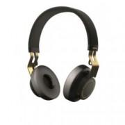 Слушалки Jabra, Move Coal, микрофон, Bluetooth, добро качество на звука с дълбок бас, Златисти/Черни