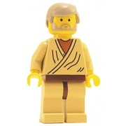 Obi Wan Kenobi (Old Ben) - LEGO Star Wars Figure