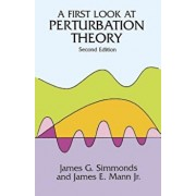 A First Look at Perturbation Theory, Paperback/James G. Simmonds