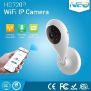 NEO NIP-55AI binnen WiFi IP-Camera met nachtzicht met IR & multi hoek Monitor & GSM-afstandsbediening