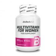 Biotech USA Multivitamin for Women - 60 tabletta
