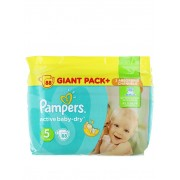 Pampers Active Baby Dry nr.5 Junior 11-18 kg 88 buc Giant Pack