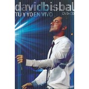 David Bisbal, Tu Y Yo En Vivo (DVD+CD)