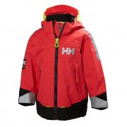 Helly Hansen Kids Icon Jacket 98/3 Red