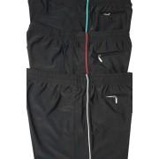 Pánské boxer plavky s kapsičkou M černá