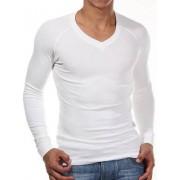 Doreanse Теплая мужская футболка с длинным рукавом «Doreanse 2980c02 Thermo Comfort» белая