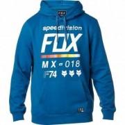 FOX Sudadera Fox District 2 Dst Blue