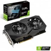 Placa video Asus Dual GeForce GTX 1660 SUPER EVO 6GB GDDR6 192-bit
