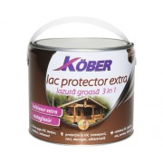 Lac protector extra Köber lazura groasa 3 in 1 incolor 2,5 l