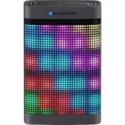 Boxa portabila Blaupunkt BT07LED Lumini LED Bluetooth FM microSD AUX 5W Black-Grey