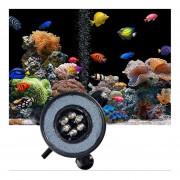 Sumergible Multi Color De Luz LED Lámpara Fish Tank QP-50 Mini Luz De Acuario 1,2 W