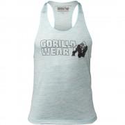 Gorilla Wear Austin Tank Top - Lichtblauw - S