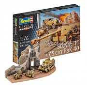 Revell of Germany Sd.Kfz. 11+ Pak 40 Building Kit