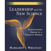 Margaret Wheatley - Leadership and the New Science: Discovering Order in a Chaotic World - Preis vom 02.04.2020 04:56:21 h