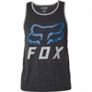 FOX Camiseta Fox Heritage Forger Tech Tank Heather Black
