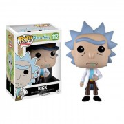 It-Why POP FUNKO: RICK AND MORTY