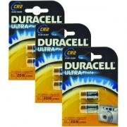 Duracell Ultra Power Lithium 2 Pack (x3) (BUN0084A)