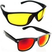 Vitoria Wayfarer Sunglasses(Multicolor)