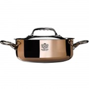 de Buyer Prima Matera Sautépanna+lock, 28 cm de Buyer