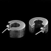 Ezüst fülbevaló 13686