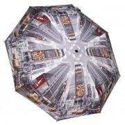 Blooming Brollies Femeile pliabile umbrelă automată, Times Square GCFTS