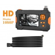 "Inspekční kamera FULL HD s 8xLED + 4,3"" displej a 5m kabel"