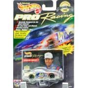 1998 Mattel Hot Wheels Pro Racing Trading Paint Edition Sterling Marlin #40 Team Sabco Monte Carlo Upper Deck Card Race Damage Look New Limited Edition Collectible