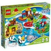 LEGO DUPLO Kocke - Put oko sveta 10805