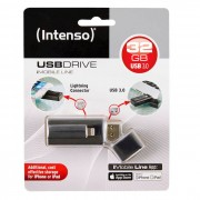 "Intenso USB DRIVE 3.0""IMOBILE""32GB"