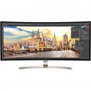 Monitor LED Curbat LG 38UC99-W 37.5 inch 5ms White