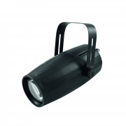 EuroLite LED PST-15W QCL DMX Spot LED-Pinspot, 15W Quadcolor LED