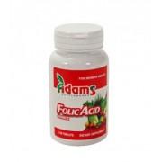 Acid Folic 400µg, 120 tablete