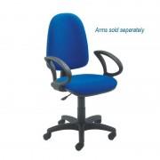 Jemini High Back Operator Chair Blue