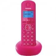 Безжичен DECT телефон Panasonic KX-TGB210FXP, Розов, 1015125_1