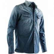 Acerbis Great River Camicia Blu L