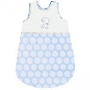 Бебешки ватиран спален чувал Lorelli 0-6 месеца, Сини Кръгове, 0746852