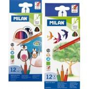 Ceruza színes Milan 12-es 231