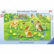 RAVENSBURGER puzzle - mace, kuce, zeke RA06111