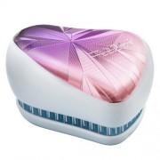 Tangle Teezer Profesionální kartáč na vlasy Tangle Teezer Smashed Holo Blue (Compact Styler)