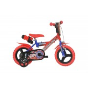 BICICLETA COPII 12'' SPIDERMAN - DINO BIKES (123GL-SA)