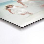 smartphoto Aluminiumtavla med borstad yta 105 x 40 cm