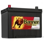 Banner Power Bull P7024 bal pozitív 70Ah / 570A akkumulátor
