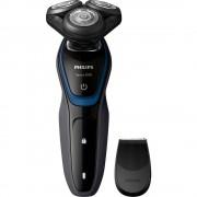 Rotirajući brijaći aparat S5100/06 Philips Shaver serija 5000 tamnosiva, kraljevski-plava